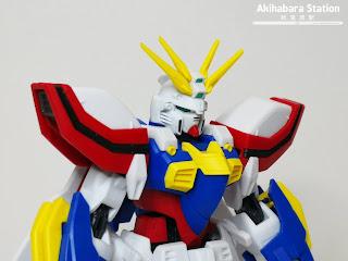 Review de GUNDAM UNIVERSE - OZ-00MS Tallgeese y GF13-017NJ II God Gundam.
