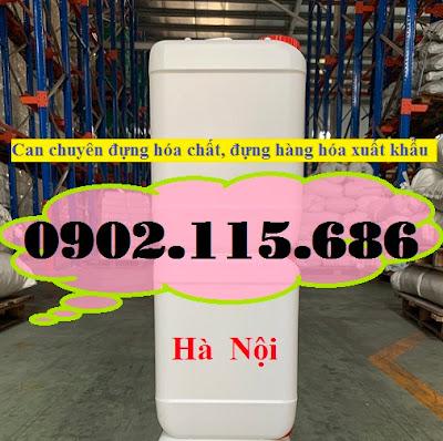 Can nhựa vuông 5lit, can hóa chất 5lit, can 5lit đựng hàng xuất khẩu, can 5lit đựng tinh dầu, can 5lit đựng mật ong, can 5lit đựng dung môi, 2