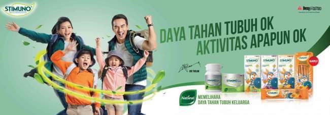 Stimuno untuk Balita, Solusi Kesehatan Buah Hati Anda