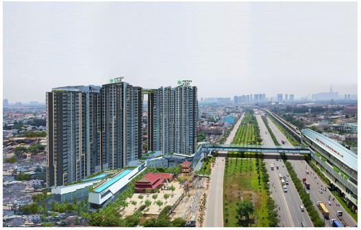 Căn hộ chung cư Metro Star Xa Lộ Hà Nội