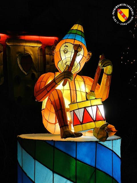METZ (57) - Le sentier des lanternes 2016 !