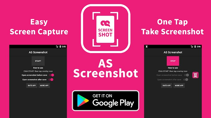 AS Screenshot - Easy Screen Capture | Mobile App