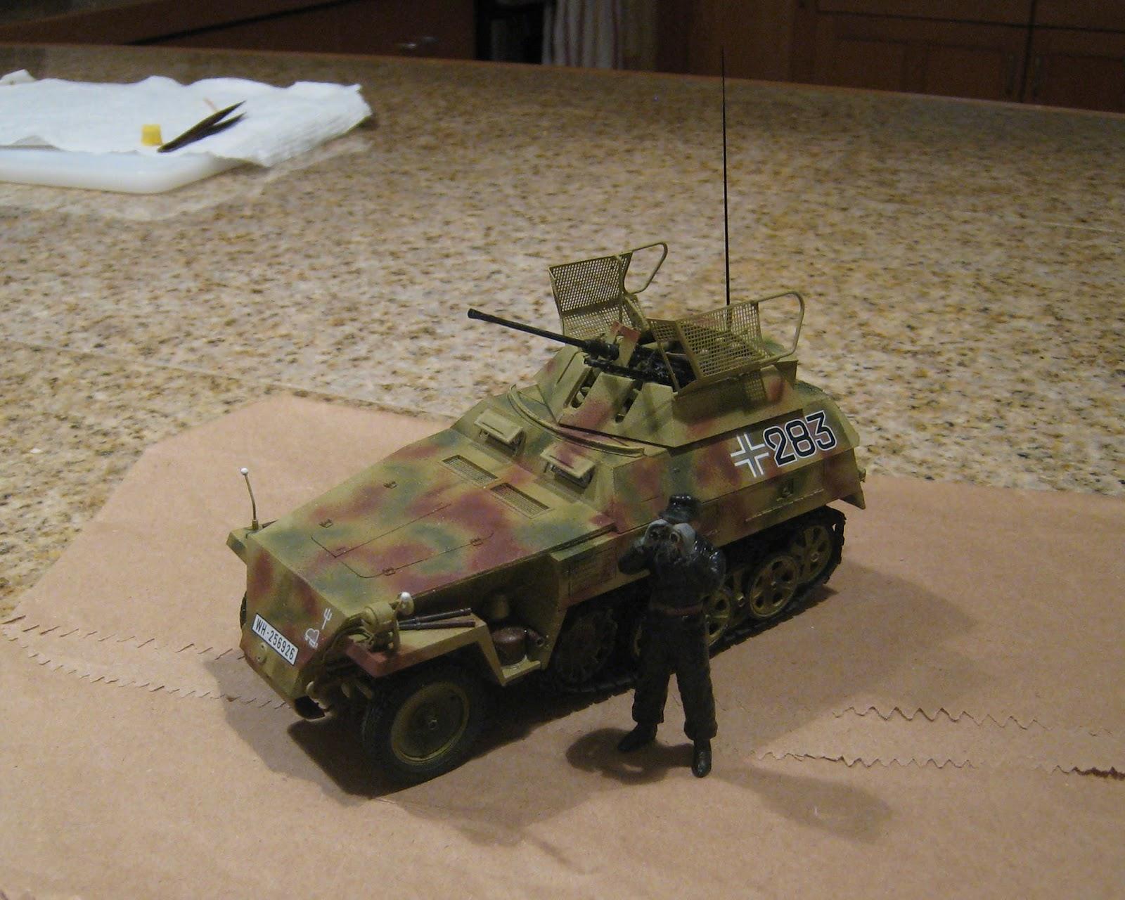 Desert Island Asl Icm Horch 108 Type 40 And Dml Sd Kfz