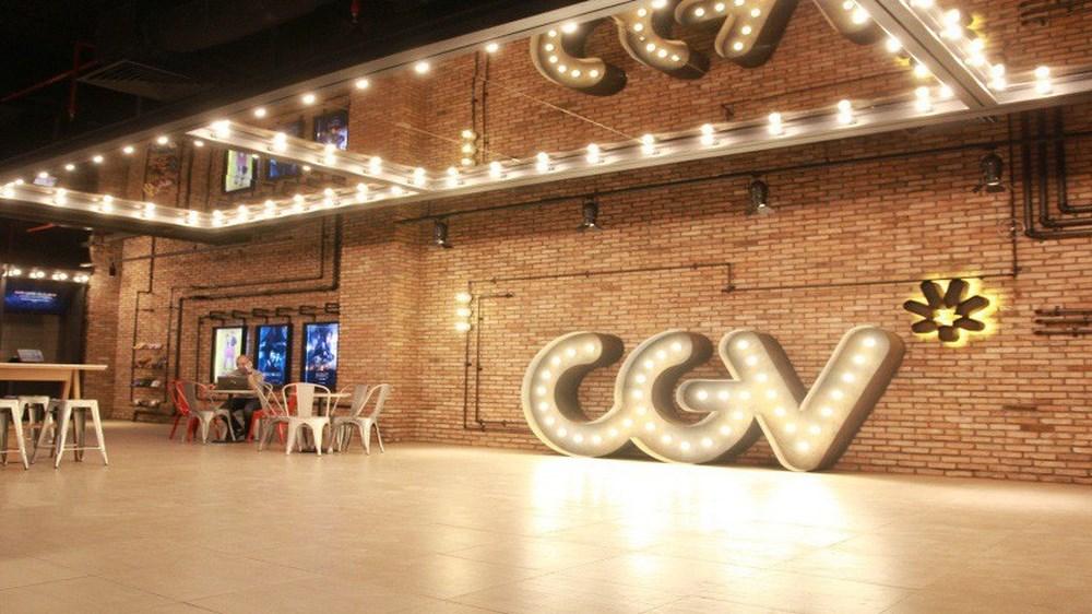 Rạp chiếu phim CGV ngay tại dự án Kosmo Tây Hồ