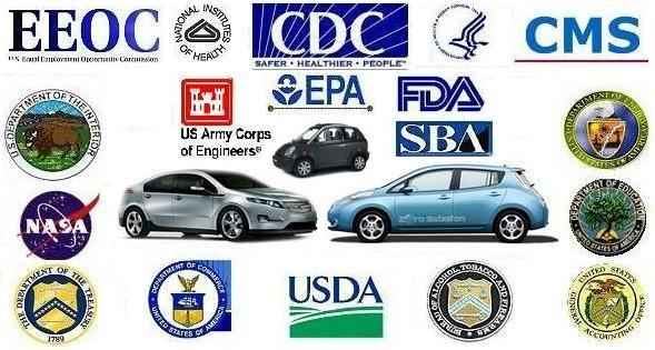 The Us Government Is Investing In Greener Vehicles