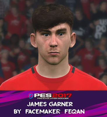 PES 2017 James Garner Face by Feqan