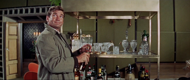 Rod Taylor in The Liquidator (1965)