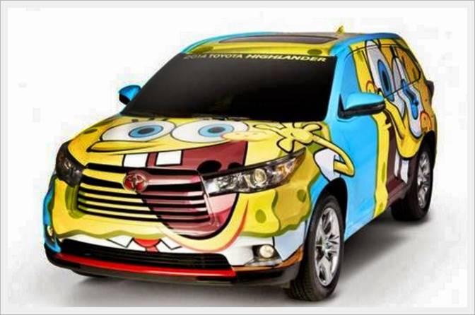 2017 Toyota Spongebob Review