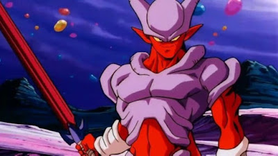 Dragon Ball Super' Art Imagines What Janemba Would Look Like in Shintani's Style