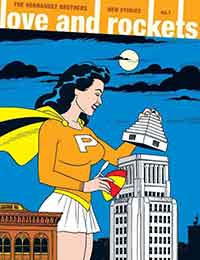 Love and Rockets: New Stories