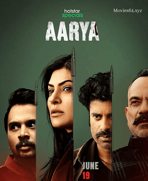 Aarya 2020 Season 1 Full HD Free Download 720p