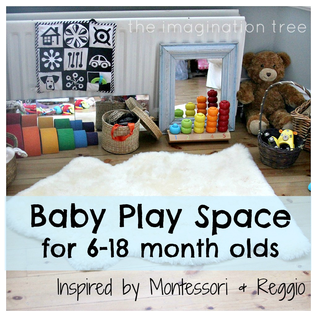 2fd1ded09 Baby Place Space for 6-18 Months  Inspired by Montessori and Reggio ...