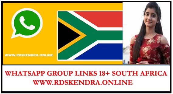 WHATSAPP GROUP LINKS 18+ SOUTH AFRICA