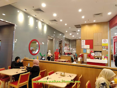 The Chicken Rice Shop, AEON Seri Manjung, Perak