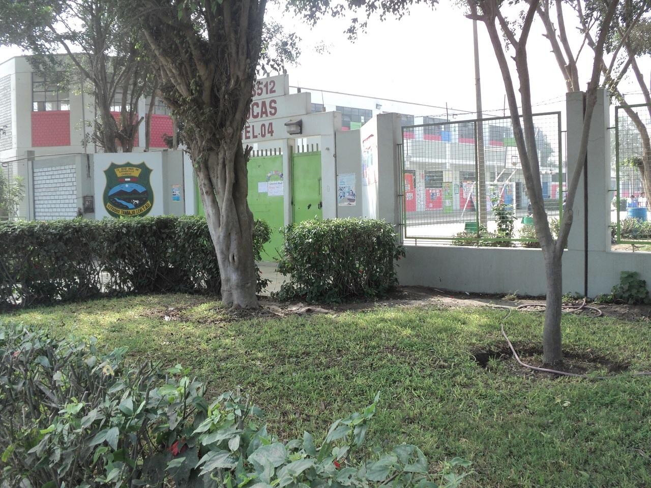 Colegio 3512 MARÍA PARADO DE BELLIDO - Chocas Alto
