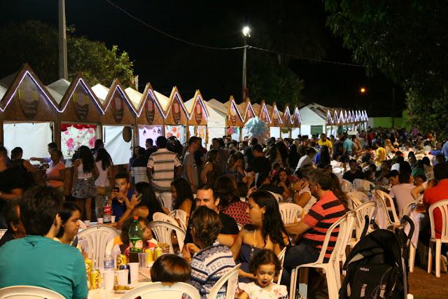 CONFIRMADO! FESTIVAL GASTRÔNOMICO DE TAQUARUÇU 2020