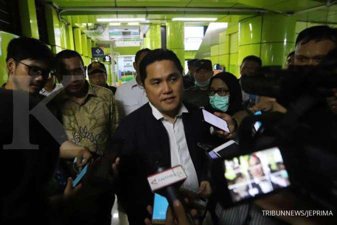 Erick Thohir. Foto: Tribunnews