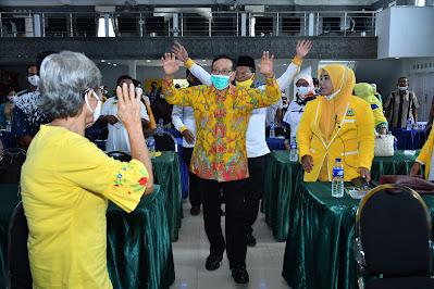 Duo Tanjung Dr.H.Akbar Tanjung & Dr.H.Badin Nur Tanjung
