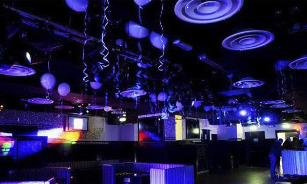 Hollywood Club em Milão