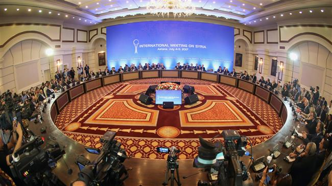 Syrian peace talks to resume in Kazakh capital Astana late August