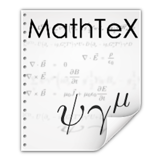 [Apps] MathTeX: LaTeX Mathematics