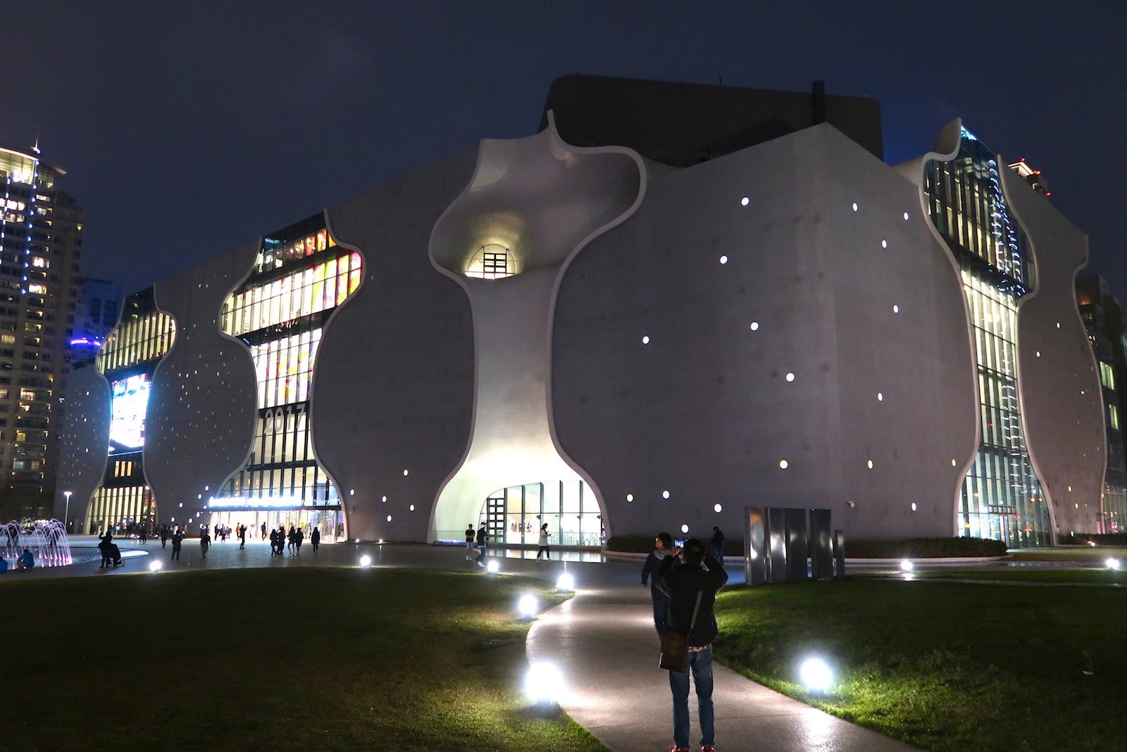 臺中國家歌劇院. Luce Memorial Chapel | 建築と旅 | Architecture; Journey