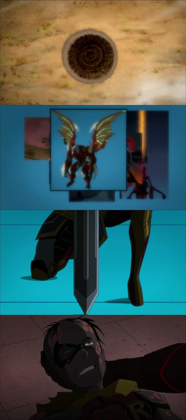 Justice League Dark Apokolips War (2020) HD 720p Latino