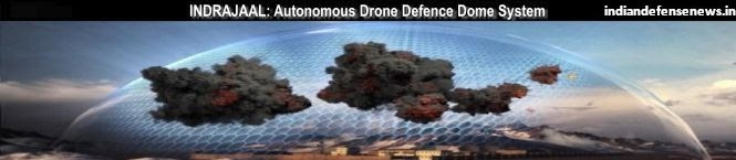 Grene Robotics Designs And Develops India's 1st Autonomous Drone Defence Dome System 'Indrajaal'