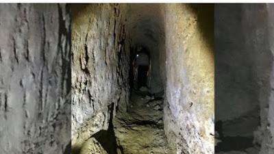 Sob o túmulo do profeta bíblico, uma surpresa arqueológica
