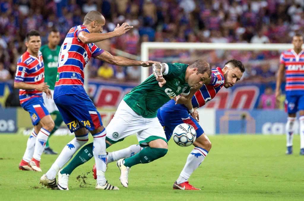 Em 2018 Osvaldo fez sua última partida com a camisa do Fortaleza no dia 12  de maio  1c0556d844223