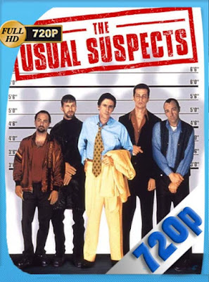 Los Sospechosos de Siempre (1995) HD [720p] Latino [GoogleDrive] rijoHD
