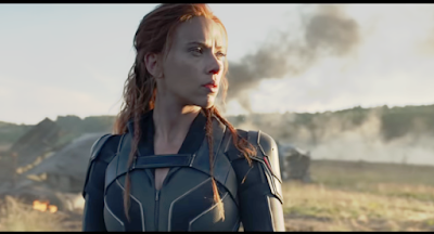 About Characters in Marvel Black Widow Trailer- Black Widow