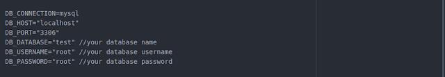 Laravel 7 CRUD Github