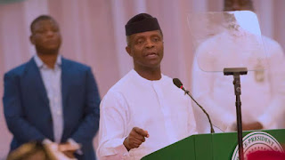 Buhari's govt being sabotaged – Osinbajo