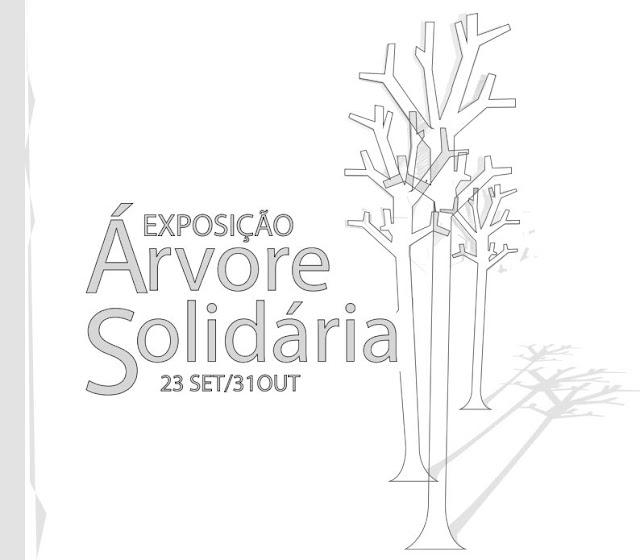 """ANTARTE PROMOVE EXPOSIÇÃO """"ÁRVORE SOLIDÁRIA"""""""
