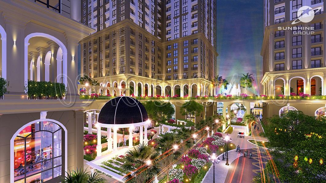 Bán chung cư Osaka Complex bộ công an căn A-27.01 giá 1.401 tỷ/căn