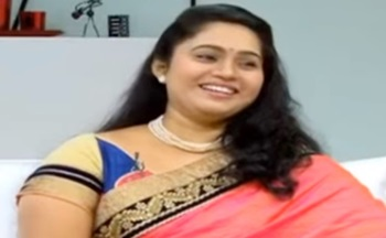 Virundhinar Pakkam Sun Tv – Vamsam Serial Actress Bhoomika (Sandhya)