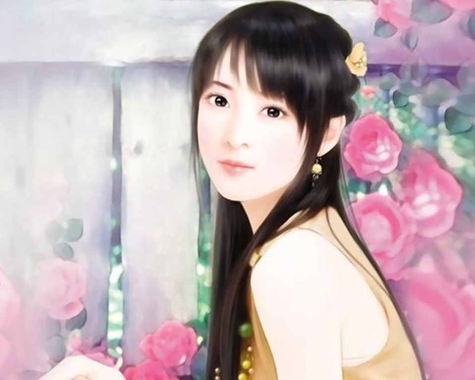 Download Cute Images For Wallpaper Anime Magazines Chinese Girl Paintings 13