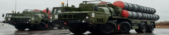 Delivery of S-400 Air Defence Systems To Begin By November