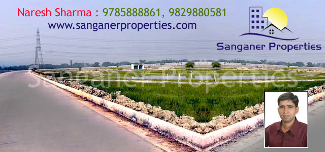 Commercial Land For Sale Near Malpura, Diggi Road In Sanganer