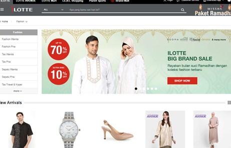 Baju Muslim Wanita Ramadhan