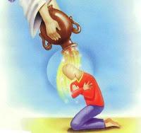 Resultado de imagen de ¿Qué es el bautismo del Espíritu Santo?