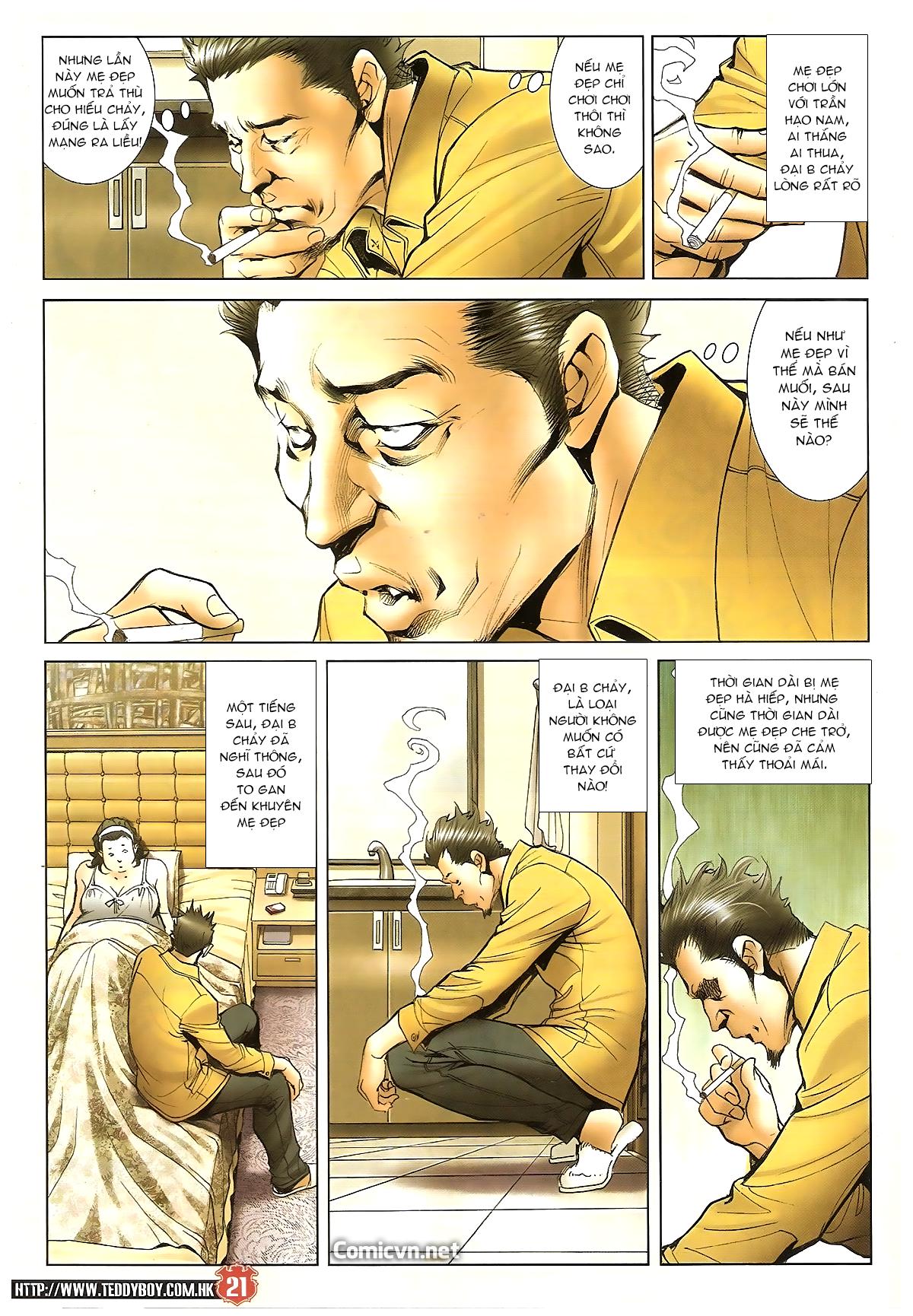Người Trong Giang Hồ chapter 1641: lão tưởng trang 20