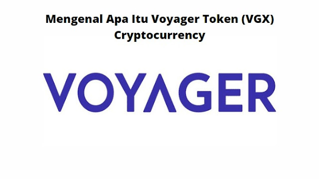 Logo Voyager Token (VGX) Cryptocurrency