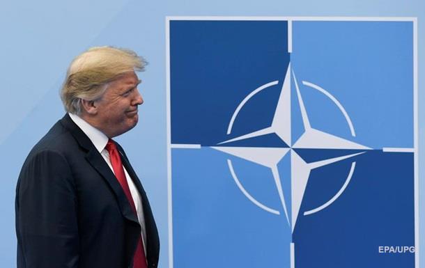 Трамп пригрозив виходом США з НАТО