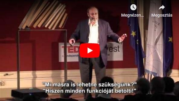 Bernard Lietaer - Rendszerszintű Megoldások a Boldogabb Nemzetekért