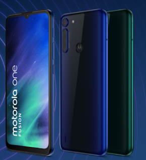 Motorola One Fusion specifications