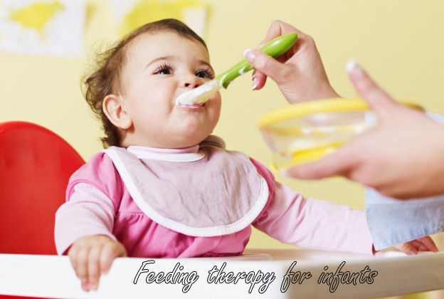 Feeding Therapy for Infants to Help Development