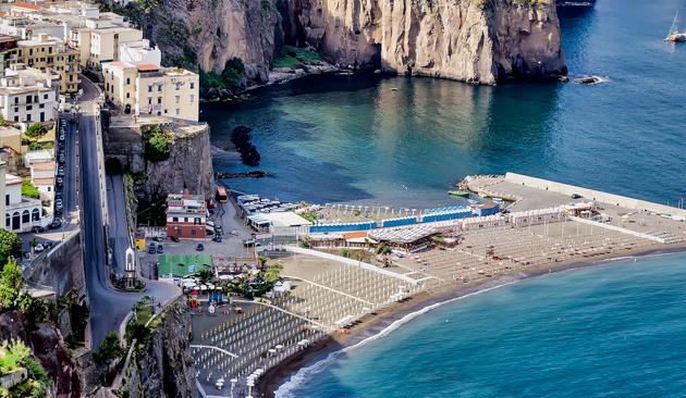 Praias em Positano na Costa Amalfitana   Dicas da Itália