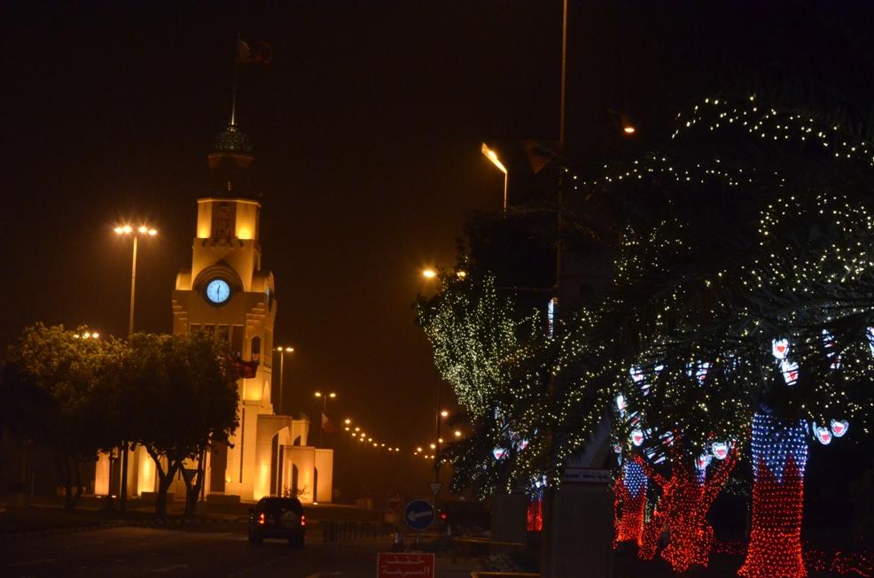 Decembrie in Bahrain